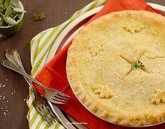 Brazilian Chicken Pot Pie