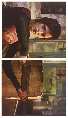 """The Last Of Us - Ellie """"Your welcome""""- Ellie"""