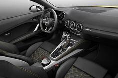 凶悍扮相!Audi TT & TT S Roadster 2015登場