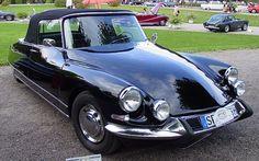 """1964 Citroën DS19 Chapron """"Le Dandy"""" Cabriolet"""
