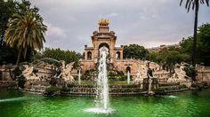 Parc de la Cuitadella, Barcelona Spain