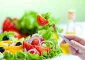 Molded Rhubarb Rosemary Cucumber Salad Recipe