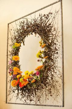 The world's catalog of creative ideas Deco Floral, Arte Floral, Floral Design, Flower Centerpieces, Flower Vases, Flower Decorations, Flower Show, Flower Art, Dried Flowers