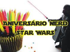 Aniversário Nerd - Tema Star Wars - Canecando Nerdisses