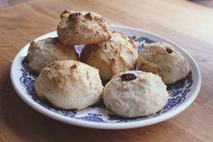 Oh! baobao - Rochers à la cannelle et aux raisins secs.