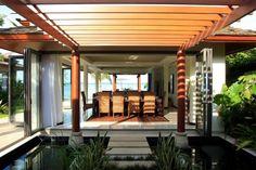 Bophut Beachfront 4-Bed Luxury Villa --- from 1100$ per night --- Koh Samui Luxury Real Estate