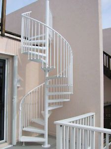 Spiral Staircase Stairs Architect Series Aust Wide Delivery | eBay