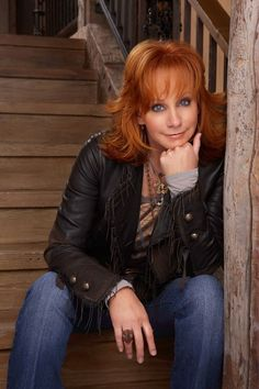 Reba.  She stands out no matter what she does in her career.  She is just so awesome.