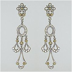View our extensive collection of designer bridal earrings from Paris. Vintage inspired wedding chandelier earrings and contemporary wedding jewelry designs offer a variety of glamorous looks for life's memorable occasions.