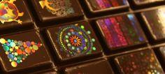 ホログラムチョコレート