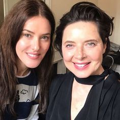 Reposting this lovely snapshot of @lisaeldridgemakeup and myself. Lisa is the Creative Director of Makeup at our @lancomeofficial family 💄