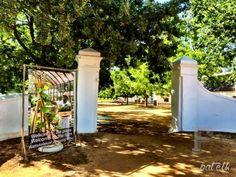 """""""Babylonstoren"""" Afrique du Sud Arch, Outdoor Structures, Garden, South Africa, Longbow, Garten, Arches, Gardens, Wedding Arches"""