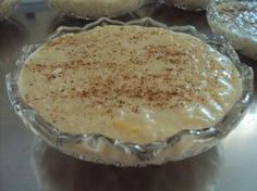 Rice Desserts, Greek Desserts, Greek Recipes, Vegan Desserts, Vegan Recipes, Easter Recipes, Baby Food Recipes, Baking Recipes, Vet Cake