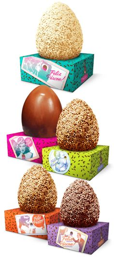 Packaging of the World: Creative Package Design Archive and Gallery: Brigaderia Special Easter Edition