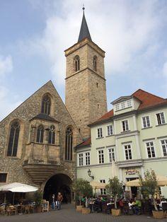 Besuch in Erfurt mit Genuss