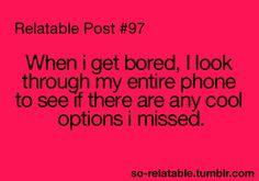 every single day haha