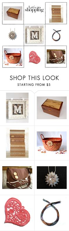 """""""Gift Set"""" by keepsakedesignbycmm ❤ liked on Polyvore featuring jewelry, accessories and decor"""