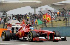 Alonso, Chinese Grand Prix 2013