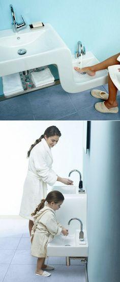 30 Beispiele für außergewönliches Waschbecken Design
