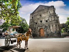 A perfect example of some of Manila's Spanish architecture, Malate Church was built in the baroque style, and is one of the oldest churches in the Philippines.