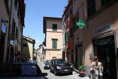 Corso Italia, giugno 2013