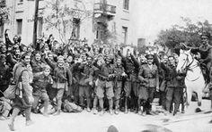 Greek troops in World War II