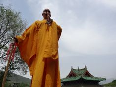 Shifu Shi Yan Jun inside the Shaolin Temple. Each morning we are born again. What we do today is what matters most. www.kungfushaolins.com