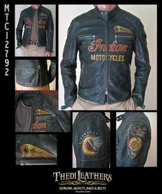Hunt for Attraction - Motorcycle - # Attraction - Indian Motorcycle - Motorrad Cafe Racer Leather Jacket, Cafe Racer Jacket, Motorcycle Leather, Motorcycle Style, Motorcycle Outfit, Motorcycle Jackets, Style Cafe Racer, Bike Style, Indian Motorcycle Apparel