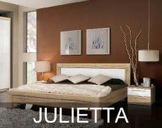 Kolekcja Julietta to lekkie, jasne meble odpowiednie do nowoczesnego mieszkania. Pozwolą funkcjonalnie umeblować sypialnię, pokój dzienny jak również jadalnię. Jasne kolory optycznie powiększą wnętrze, dodadzą mu blasku. Bedroom Ideas, Furniture, Home Decor, Decoration Home, Room Decor, Home Furnishings, Home Interior Design, Home Decoration, Dorm Ideas