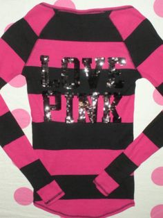 As I always say, you can never go wrong with pink & black together!