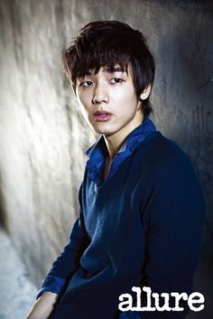 CNBLUE's Minhyuk is charismatic in his latest pictorial for 'Allure'