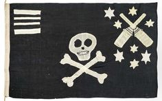 'JOLLY ROGER' FLOWN BY H.M. SUBMARINE TANTALUS, 1943-44 : Lot 115