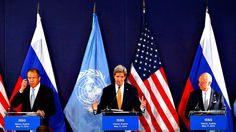 Las potencias reunidas en la cumbre internacional sobreSiriacelebrada este martes en Vienase han comprometido a apoyar el actual...