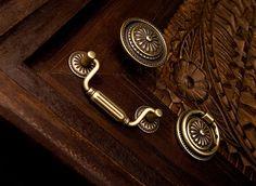 Kolekcja Rota #gamet #doorknob #doorhandle #knobs #handles #design #retro #rustical #vintage
