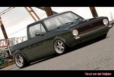 stubby vw caddy