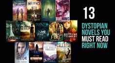 Do you see LEGACY? :D 14 YA dystopian books for teens who loved Hunger Games and Divergent