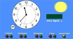 Στο τελευταίο θρανίο της Πάτρας: Μια διαδραστική εφαρμογή για να μάθετε στους μαθητές σας την ώρα