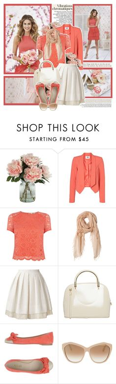 """""""People who be like 'I need someone to complete me' what the hell are you? A sentence?"""" by mossoo ❤ liked on Polyvore featuring La Femme, Vero Moda, Oasis, Rebecca Taylor, Orla Kiely, ALDO, Rouge and Tom Ford"""