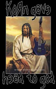 And god gave Head back to Korn