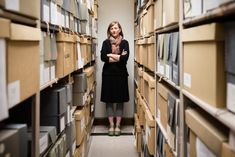What Does a Digital Archivist Do?  Rollins generates reams of digital data each day. It's Angelina Altobellis' job to decide what to do with it (November 2013).