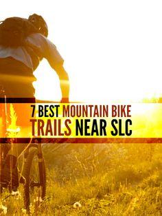 Mountain Biking Trails Near SLC Utah