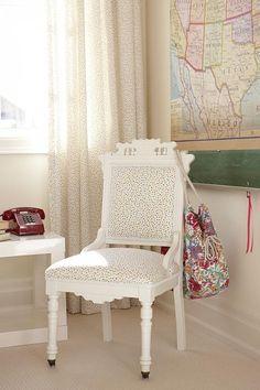 sarah richardson fun chair idea for teen room