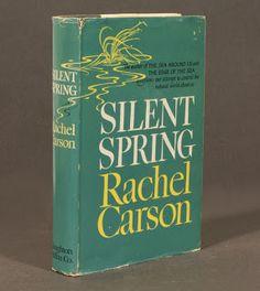 Rachel Carson i els efectes del DDT.