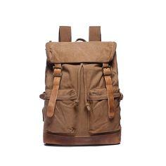 Brown Color : A ZLVWB Leather Briefcase for Men Business Travel Messenger Bags Laptop Bag