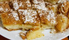 Greek Sweets, Greek Recipes, Apple Pie, French Toast, Breakfast Ideas, Desserts, Food, Tailgate Desserts, Deserts