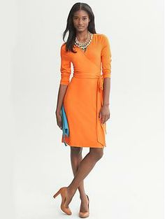 Every girl needs a wrap dress, if you can go for an original DVF the brains behind this classic. If not there are so many amazing cost conscious alternatives.  Gemma Wrap Dress
