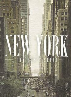New York | City Don't Sleep