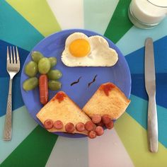 Creative+Mother+Prepares+Breakfast+Art+Every+Day+With+A+Sunny+Side+Up+Egg