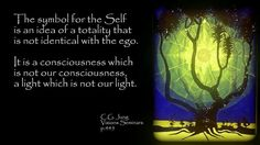 Analysis should help strengthen the ego so the Self can do its work.