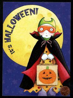 Halloween Moon, Halloween Ideas, Dracula Costume, Pumpkin Costume, Mary Engelbreit, Pin Image, Little Boys, Birthday Cards, I Am Awesome
